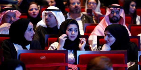 Cinema in Arabia Saudita