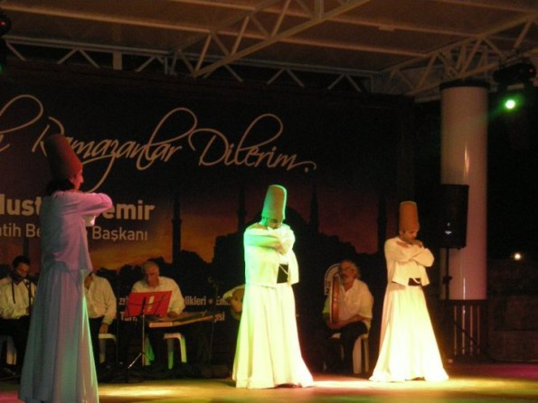 danzatori in Turchia