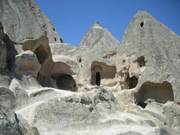 eremiti in Cappadokia